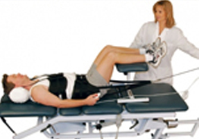 Traction Therapy Treatments