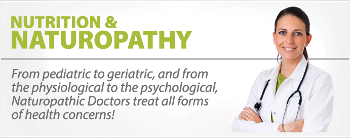 Naturopathy Treatment Toronto