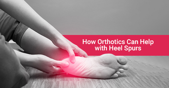 female lady healing from foot pain through orthotics